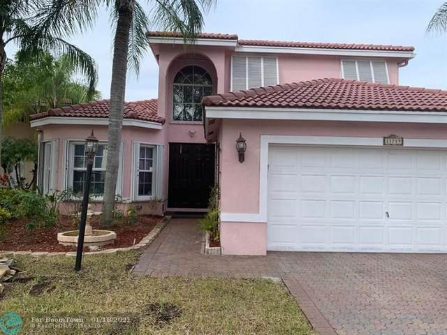 11719 NW 48th St, Coral Springs, FL 33076 (MLS #F10267177) :: Castelli Real Estate Services