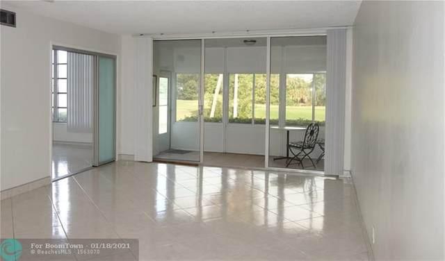 3151 S Palm Aire Dr #108, Pompano Beach, FL 33069 (MLS #F10267189) :: Castelli Real Estate Services