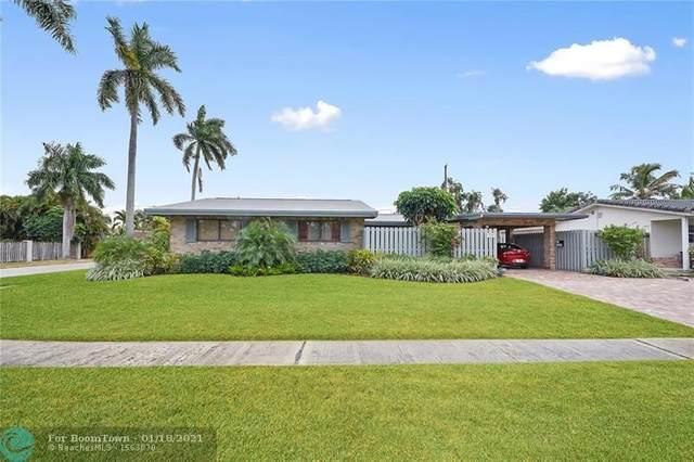 5820 NE 15th Ave, Fort Lauderdale, FL 33334 (MLS #F10267190) :: Dalton Wade Real Estate Group