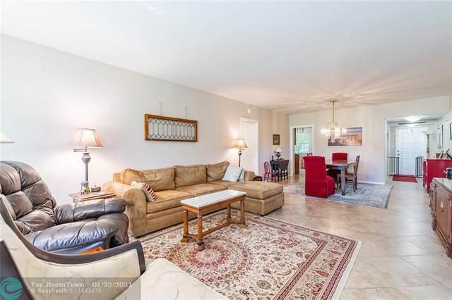 802 Cypress Grove Ln #104, Pompano Beach, FL 33069 (MLS #F10267191) :: Castelli Real Estate Services