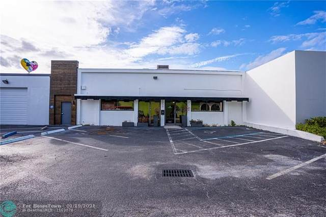 1239 NE 8 Ave, Fort Lauderdale, FL 33304 (#F10267194) :: Baron Real Estate