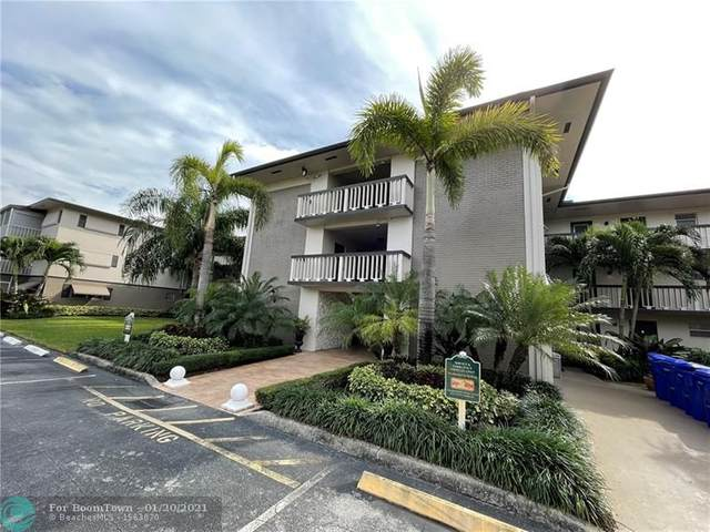 4900 Washington St #109, Hollywood, FL 33021 (MLS #F10267243) :: Green Realty Properties