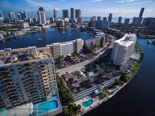 419 Golden Isles Dr #207, Hallandale, FL 33009 (#F10267254) :: Ryan Jennings Group