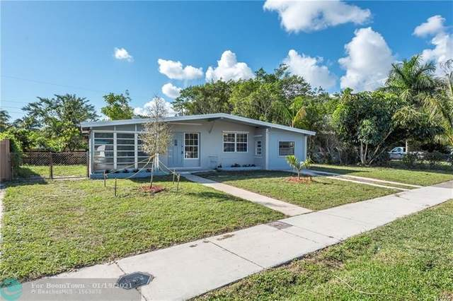 1640 NE 44th St, Pompano Beach, FL 33064 (#F10267258) :: Ryan Jennings Group