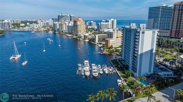 77 S Birch Road 3B, Fort Lauderdale, FL 33316 (MLS #F10267289) :: Berkshire Hathaway HomeServices EWM Realty