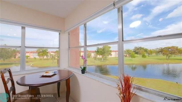 9441 Sunrise Lakes Blvd #307, Sunrise, FL 33322 (MLS #F10267296) :: Berkshire Hathaway HomeServices EWM Realty