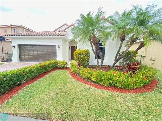 5306 SW 134th Ave, Miramar, FL 33027 (MLS #F10267321) :: Green Realty Properties