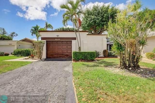 5680 Piping Rock Dr, Boynton Beach, FL 33437 (MLS #F10267335) :: Miami Villa Group