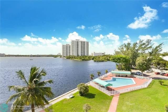 2910 Point East Dr M505, Aventura, FL 33160 (MLS #F10267360) :: Green Realty Properties