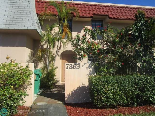 7363 SW 26th Ct #83, Davie, FL 33314 (MLS #F10267386) :: Green Realty Properties