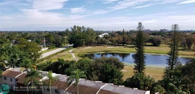 4222 Inverrary Blvd #4813, Lauderhill, FL 33319 (MLS #F10267394) :: Berkshire Hathaway HomeServices EWM Realty