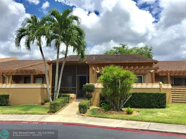 804 NW 79th Ter #804, Plantation, FL 33324 (MLS #F10267397) :: Green Realty Properties