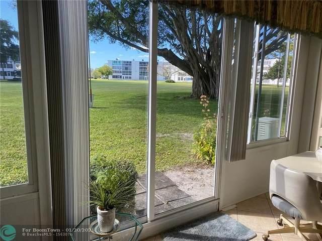 166 Grantham E #166, Deerfield Beach, FL 33442 (MLS #F10267398) :: Patty Accorto Team