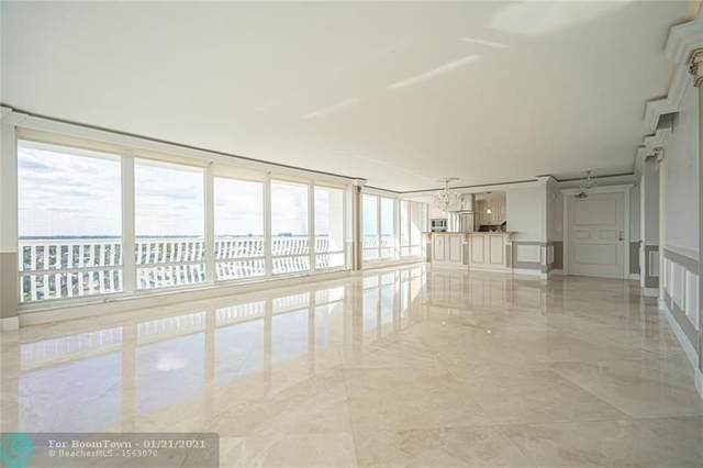 4020 Galt Ocean Dr #1402, Fort Lauderdale, FL 33308 (MLS #F10267406) :: THE BANNON GROUP at RE/MAX CONSULTANTS REALTY I