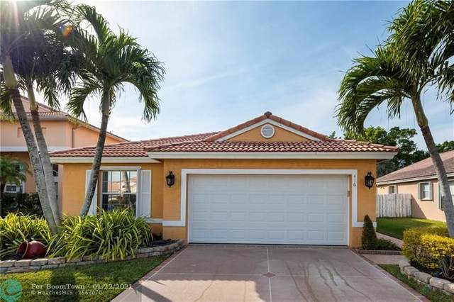 416 SW 195th Ave, Pembroke Pines, FL 33029 (MLS #F10267410) :: Castelli Real Estate Services