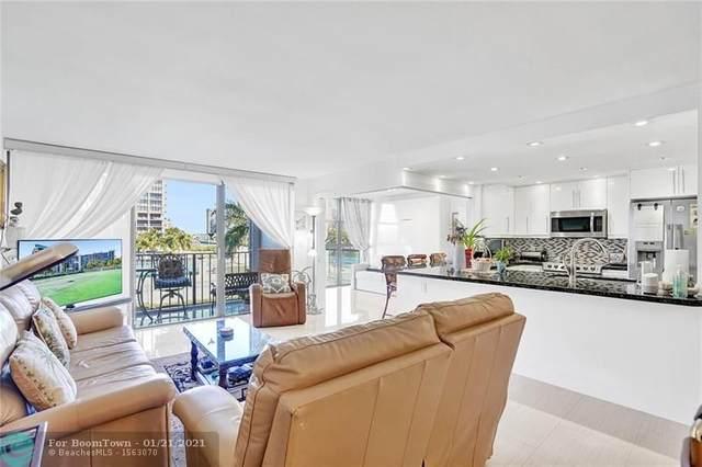 400 Leslie Dr #319, Hallandale, FL 33009 (MLS #F10267419) :: Green Realty Properties