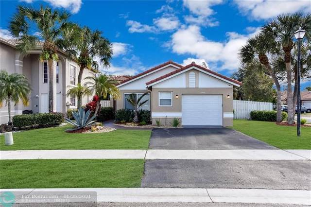 13448 NW 5th Pl, Plantation, FL 33325 (MLS #F10267440) :: The Howland Group