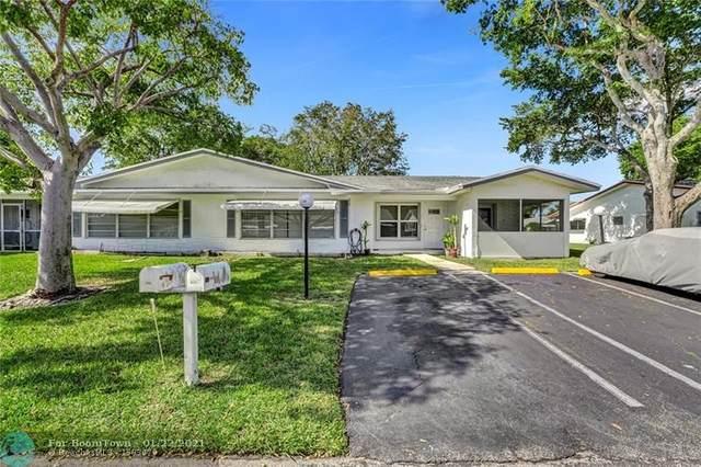 1085 NW 83rd Ave C44, Plantation, FL 33322 (MLS #F10267453) :: Berkshire Hathaway HomeServices EWM Realty