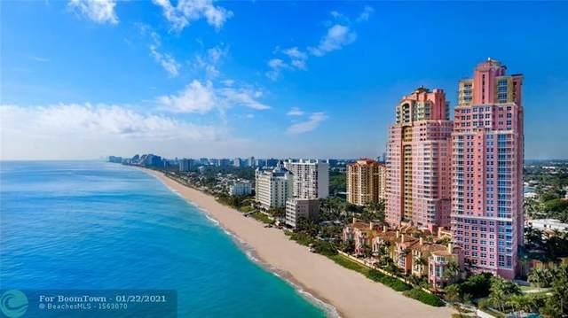 2110 N Ocean Blvd 22B, Fort Lauderdale, FL 33305 (MLS #F10267479) :: Castelli Real Estate Services