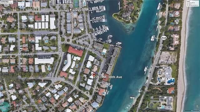 2741 NE 30th Ave, Lighthouse Point, FL 33064 (#F10267485) :: Posh Properties