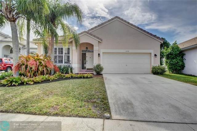 3350 E Greenview Ter, Margate, FL 33063 (MLS #F10267489) :: THE BANNON GROUP at RE/MAX CONSULTANTS REALTY I