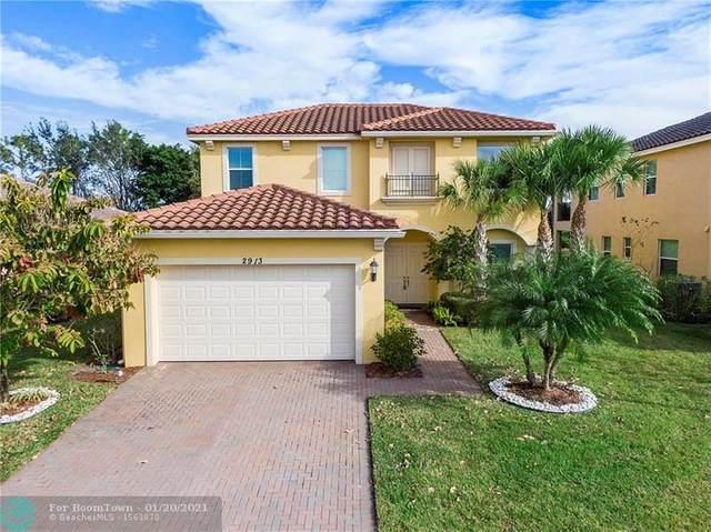 2913 Bellarosa Cir, Royal Palm Beach, FL 33411 (MLS #F10267513) :: Berkshire Hathaway HomeServices EWM Realty