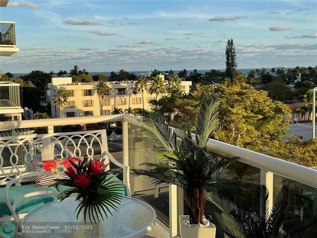 3015 N Ocean Blvd 5H, Fort Lauderdale, FL 33308 (MLS #F10267520) :: Green Realty Properties