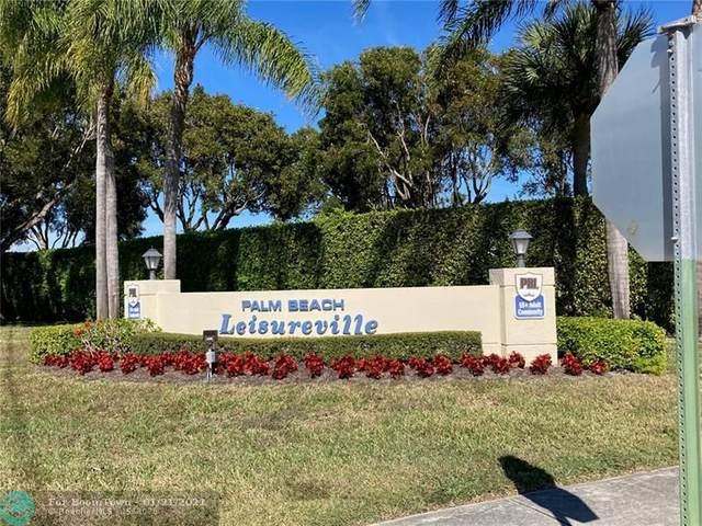 500 SW Golfview Ter #128, Boynton Beach, FL 33426 (MLS #F10267533) :: The Paiz Group