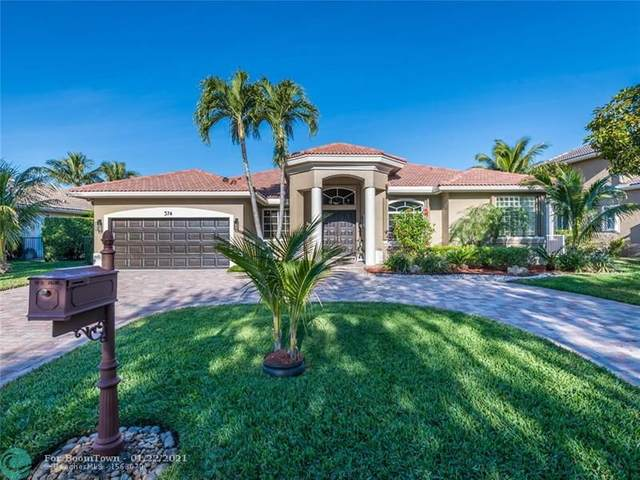 374 NW 120th Dr, Coral Springs, FL 33071 (MLS #F10267550) :: Berkshire Hathaway HomeServices EWM Realty