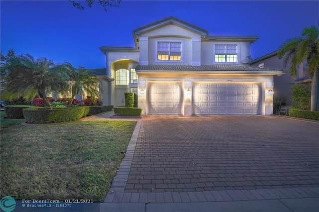 19541 SW 53rd St, Miramar, FL 33029 (MLS #F10267579) :: Green Realty Properties