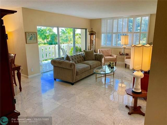 4330 Hillcrest Dr #301, Hollywood, FL 33021 (MLS #F10267588) :: Green Realty Properties