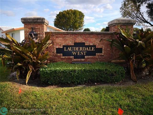 8930 NW 12th Pl, Plantation, FL 33322 (MLS #F10267593) :: The Howland Group