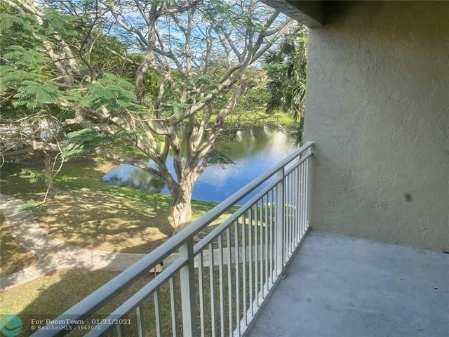 1865 Palm Cove Blvd 9-302, Delray Beach, FL 33445 (MLS #F10267612) :: THE BANNON GROUP at RE/MAX CONSULTANTS REALTY I