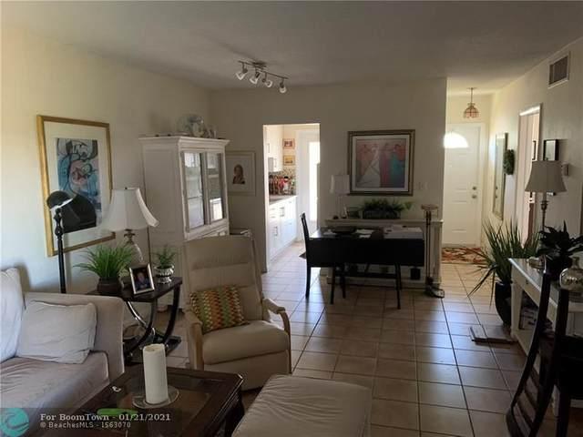 2700 W Golf Blvd #151, Pompano Beach, FL 33064 (MLS #F10267620) :: Patty Accorto Team