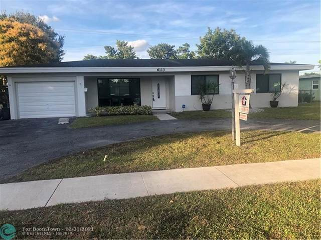 6113 Pine Ter, Plantation, FL 33317 (MLS #F10267633) :: THE BANNON GROUP at RE/MAX CONSULTANTS REALTY I