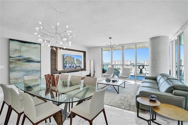 300 Sunny Isles Blvd 4-1601, Sunny Isles Beach, FL 33160 (MLS #F10267650) :: Green Realty Properties