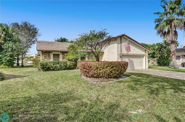 162 NW 98TH LN, Coral Springs, FL 33071 (MLS #F10267660) :: The Howland Group
