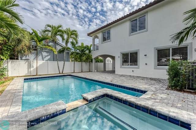 609 SE 6th St, Fort Lauderdale, FL 33301 (MLS #F10267702) :: The Howland Group