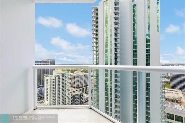 333 Las Olas Way Ph 3505, Fort Lauderdale, FL 33301 (#F10267746) :: Baron Real Estate