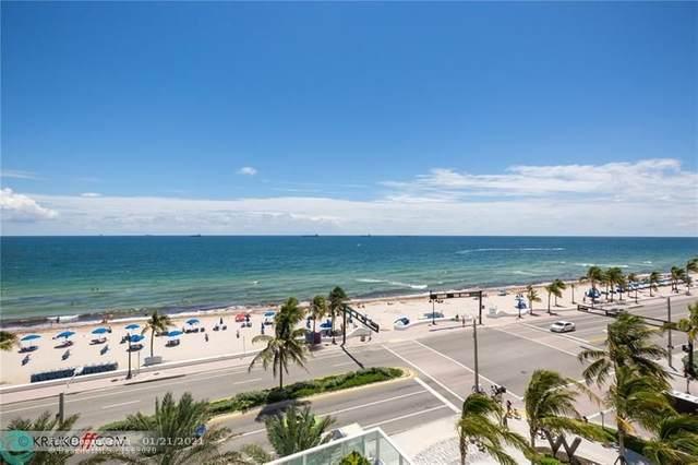 3101 Bayshore Dr #1004, Fort Lauderdale, FL 33304 (MLS #F10267750) :: Green Realty Properties