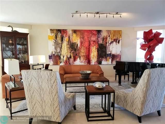 3200 N Ocean Blvd C-408, Fort Lauderdale, FL 33308 (MLS #F10267757) :: Castelli Real Estate Services