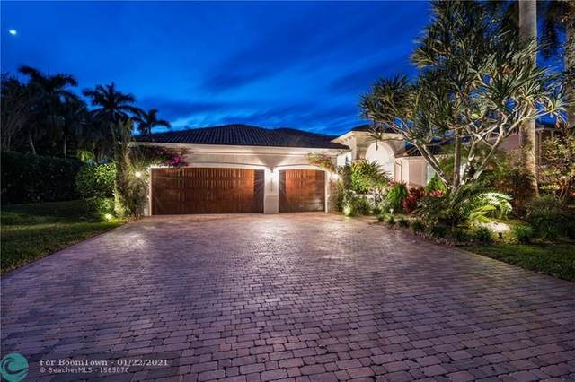 6110 NW 122nd Ter, Coral Springs, FL 33076 (MLS #F10267758) :: Castelli Real Estate Services