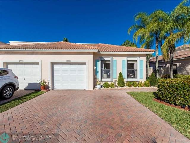 702 SW 158th Ter #702, Pembroke Pines, FL 33027 (MLS #F10267766) :: Castelli Real Estate Services