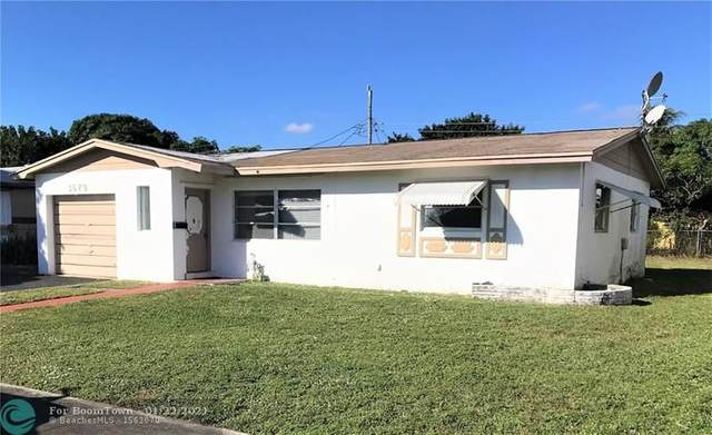 3679 NW 28th Ct, Lauderdale Lakes, FL 33311 (MLS #F10267767) :: Green Realty Properties