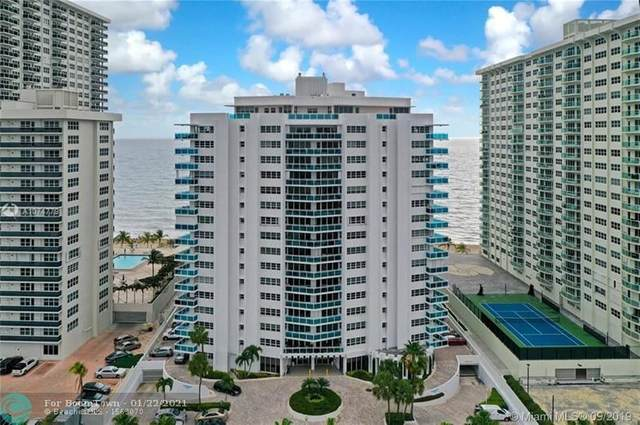 3430 Galt Ocean Dr #308, Fort Lauderdale, FL 33308 (#F10267772) :: Exit Realty Manes Group
