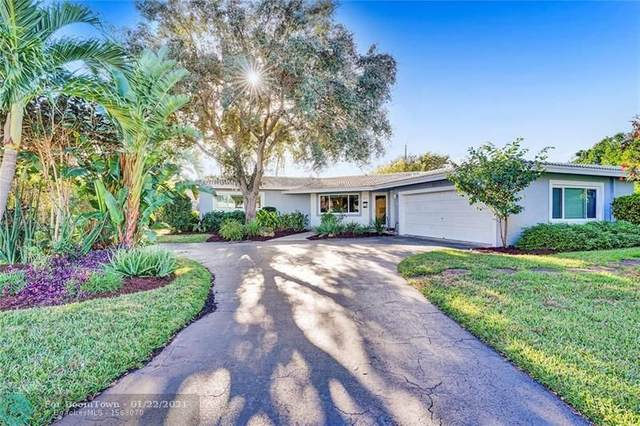 3617 NE 24th Ave, Fort Lauderdale, FL 33308 (MLS #F10267779) :: Castelli Real Estate Services