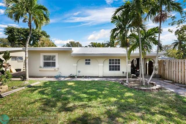 917 SW 9th St, Fort Lauderdale, FL 33315 (MLS #F10267781) :: Castelli Real Estate Services