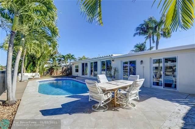 1305 Mango Isle, Fort Lauderdale, FL 33315 (MLS #F10267783) :: Miami Villa Group