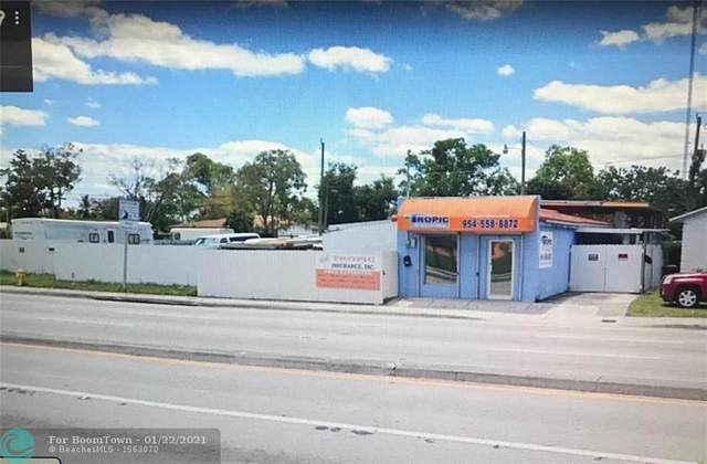 5122 Pembroke Rd, Hollywood, FL 33021 (MLS #F10267805) :: Berkshire Hathaway HomeServices EWM Realty