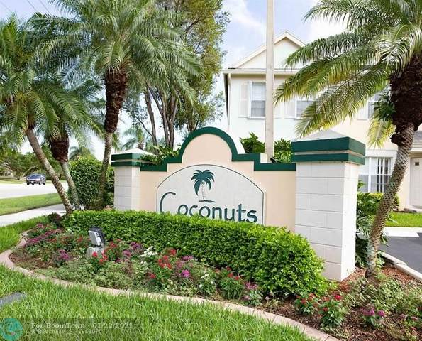 16791 Hemingway Dr #16791, Weston, FL 33326 (MLS #F10267809) :: Berkshire Hathaway HomeServices EWM Realty